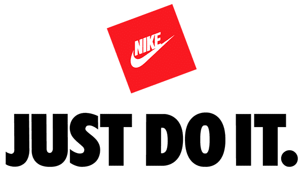 Logo Design | Pay Off | Nike - Just Do It.